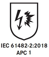 Protective clothing against the thermal risks of an electric arc - iec 61482-2: 2018 apc 1